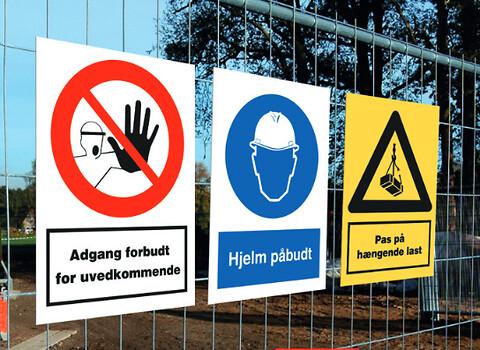 Sikkerhed på arbejdspladsen er uvurderligt - Sikkerhed på arbejdspladsen er uvurderligt