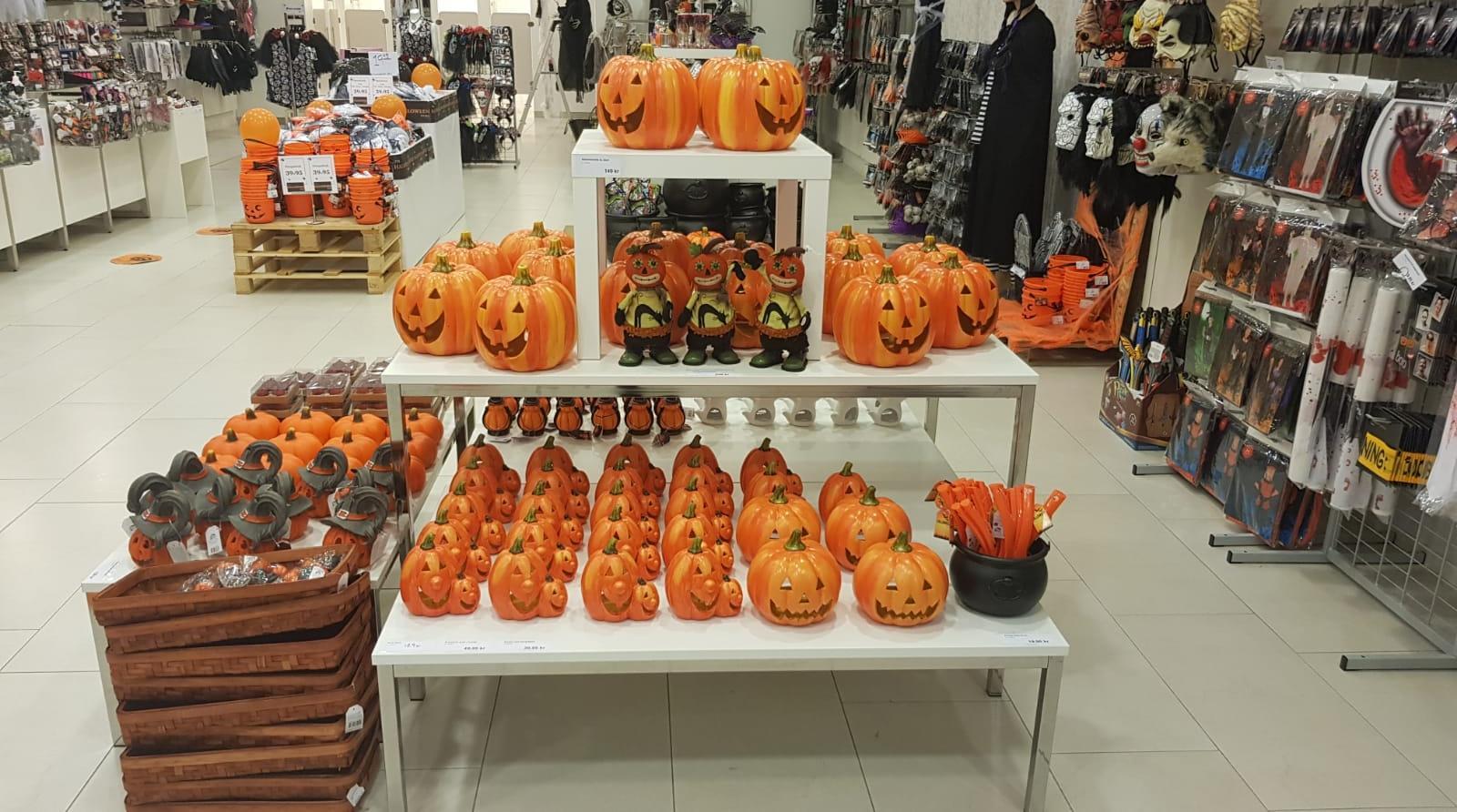 Halloween Butik Göteborg