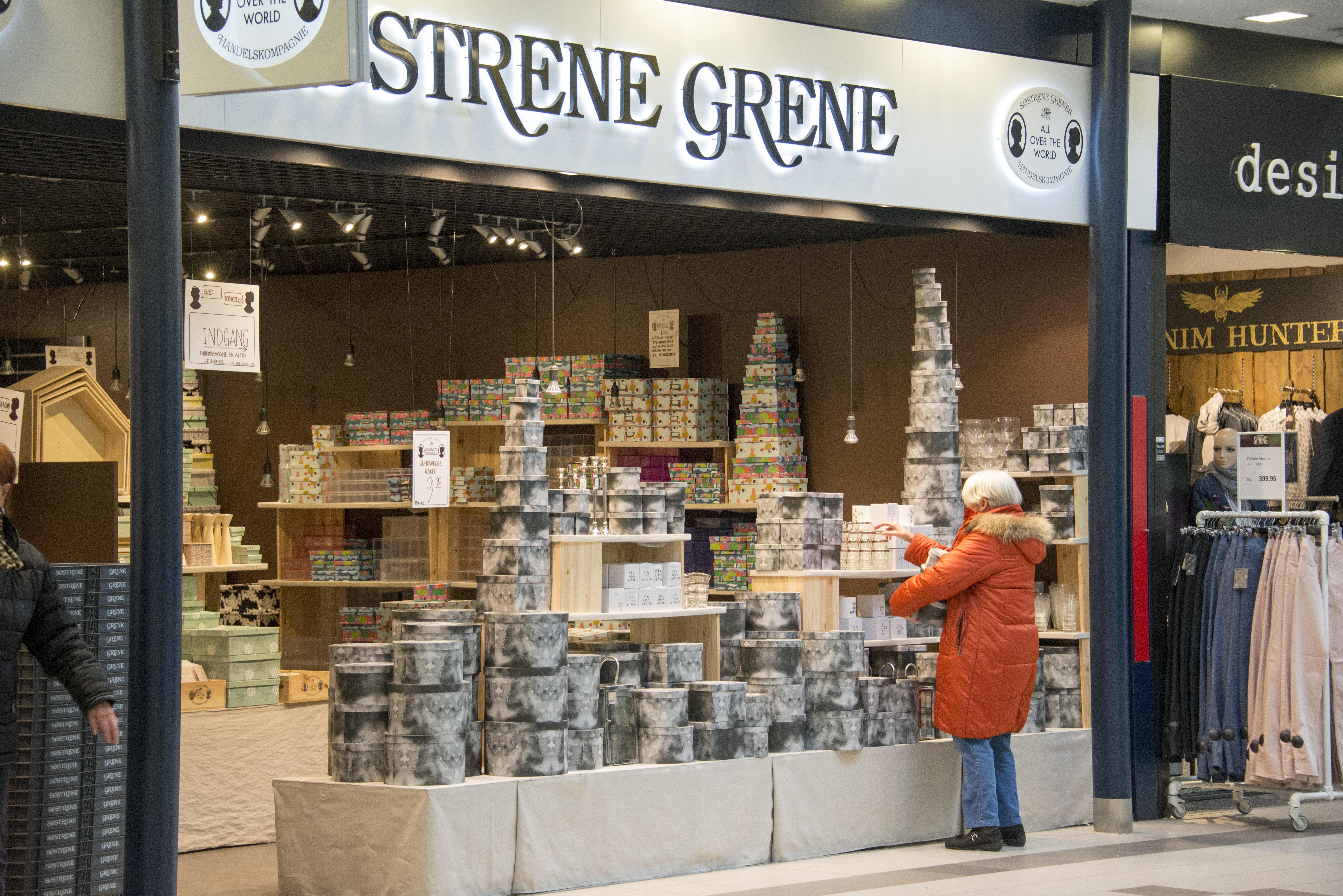 Søstrene Grene åbner Butik I Hamburg Retailnews