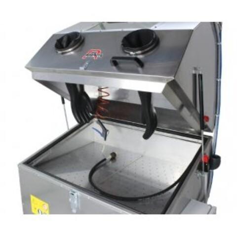 """""""lampo"""" manuel højtryksvasker til komponenter"""
