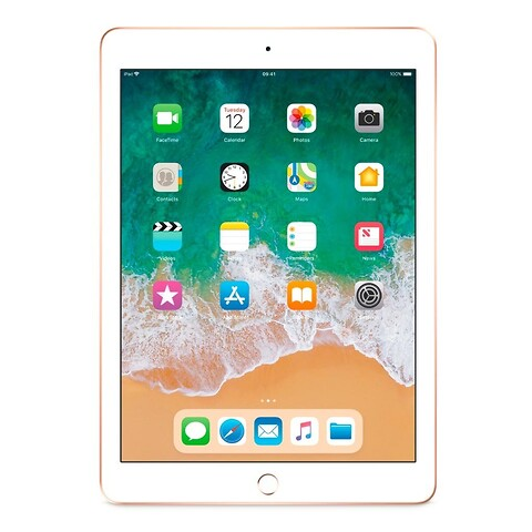 Apple ipad 6 2018 32GB wifi (rosaguld) - grade b - tablet