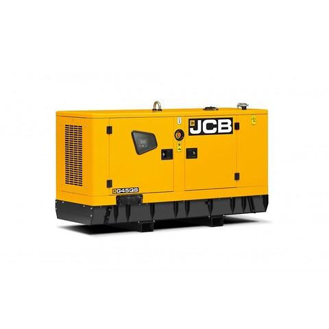 JCB generator G45QS Nyhed! JCB generator G45QS