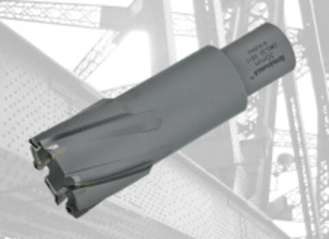 Kjernebor HM-STD - 55mm dybde fra HR-Maskin