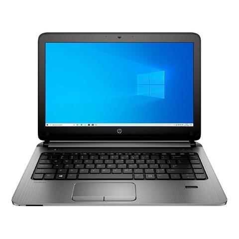"13"" hp probook 430 G3 - intel i3 6100U 2,3GHz 128GB ssd 8GB Win10 home - grade b - bærbar computer"