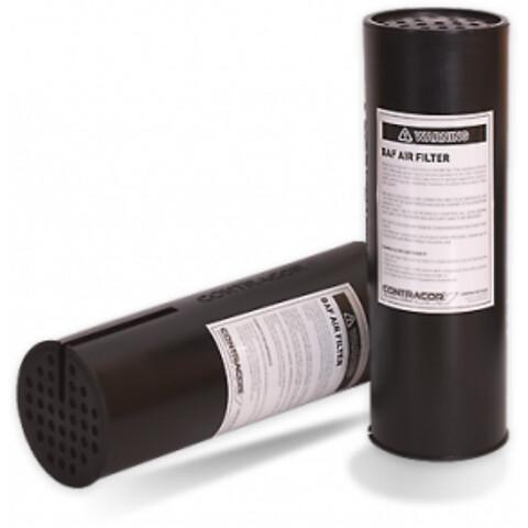 Afc filterpatron for åndedrætsfilter type BAF