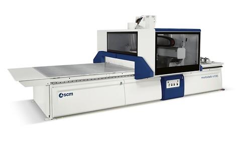 SCM Group SCM Morbidelli N100 2018 - Brugt CNC