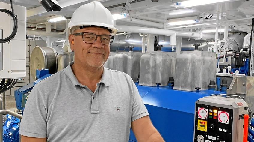 Skarpt hjørne: Morten Sandvej er Nordjyllands hemmelige agent