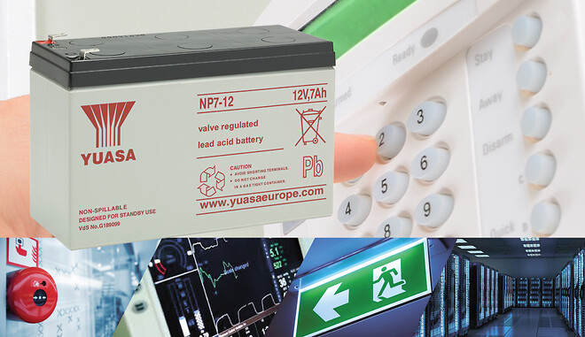 ACTEC er nu officiel distributør af YUASA blybatterier