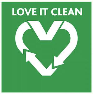 love it clean ordning