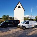 Pindstrup Kirke havde i forvejen eksisterende systemer, som blev flyttet over i EnergySystem.