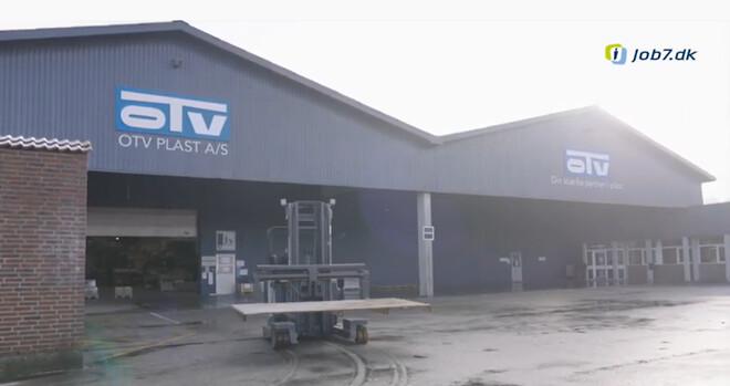 På OTV går vi forrest, når vi uddanner nye industriteknikere og maskinmestre til solide og stolte præstationer.