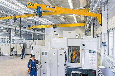 Kättingtelfer DCS-PRO upp till 3,5 ton