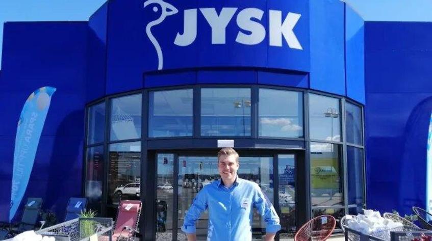 Jysk fortsätter satsa stort – öppnar andra XL-butiken