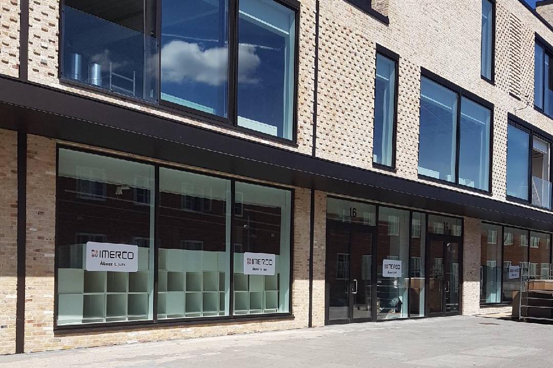 2e4e3f2d36fb 1. juni åbner Imerco en 340 kvadratmeter stor butik i Hovedgaden i Billund.  Pressefoto