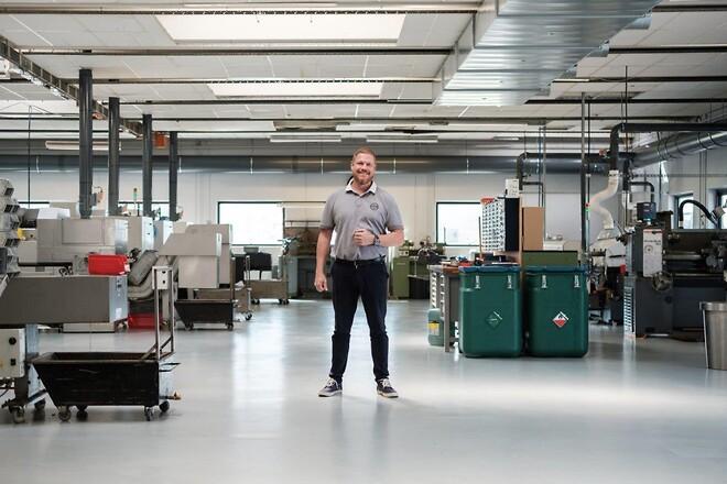 I et rådgivningsforløb hos Teknologisk Institut har Allan Rasmussen og hans team fået konkretiseret mulighederne for at forsyne flere producenter inden for audio, vand- og miljøteknologi, medicoteknik, fødevarer og automation med drejede og fræste komponenter.