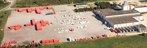 A-Supply A/S er ejet af producenter og investorer i Danmark, direktionen er Arni Ingemar Hansen.
