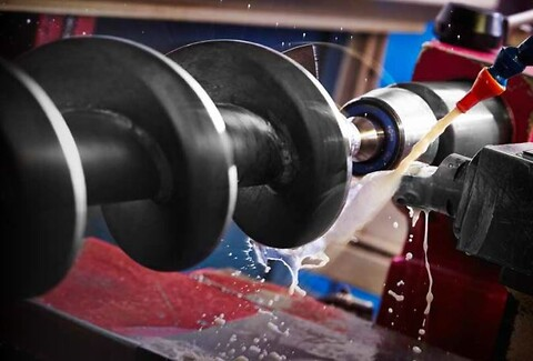Anders Pedersen, Maskin- & Specialfabrik A/S tilbyder specialproduktion af transportsnegle.