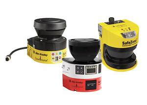 Allen-Bradley Safezone 3 Safety Laser Scanner