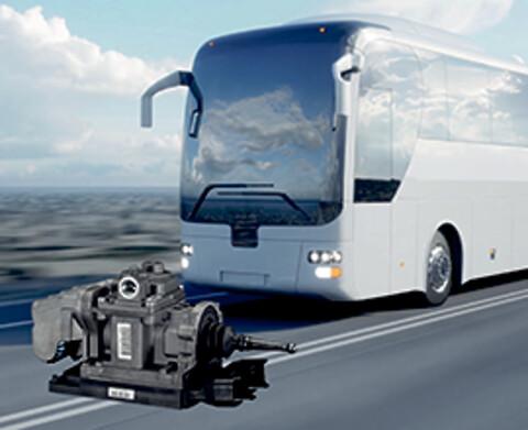 Wabco ABS-EBS Bus med WabcoWürth tester