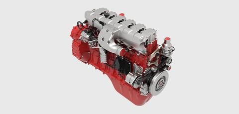 DEUTZ TCD 13.5 L6  - Diesel Motor Nordic