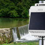 Mål vandstand i åer med MicroRX dataloggeren