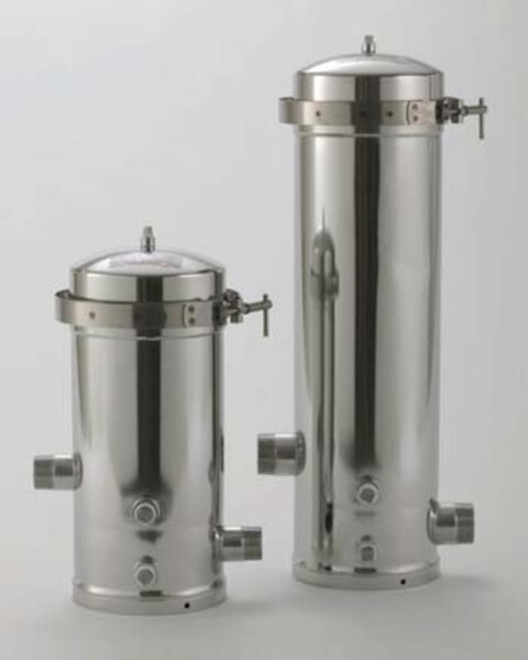 Multi Cartridge filterhus