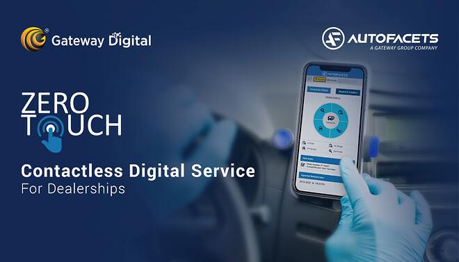 Contacltess digital service