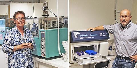 Elastocon utför materialprovning