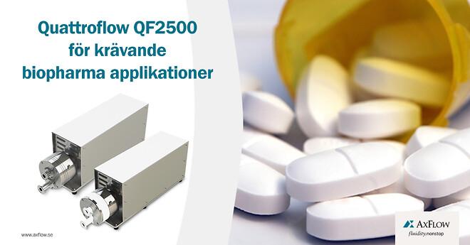 Quattroflow QF2500