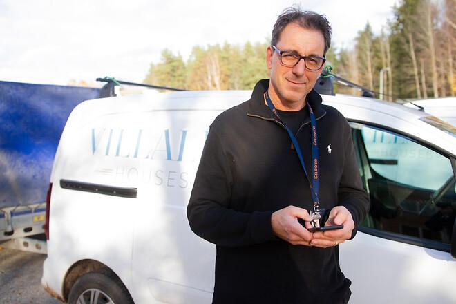 För VD Mikael Hägerlid handlar det om att kunna arbeta mer effektivt och ha full kontroll över dokumentationen – det är vad han fick med SmartDok
