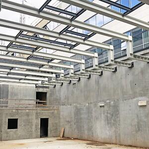 Udvidelsen af JYSK's hovedkontor i Brabrand