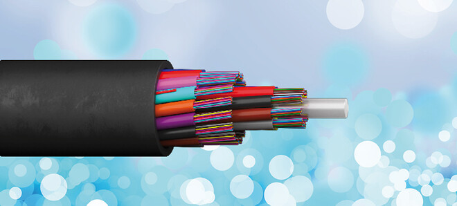 Prysmian Sirocco HD micro-duct blæse fiberkabel