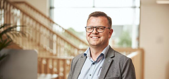 Erhvervskonsulent Jan Nielsen, Vejen Kommune