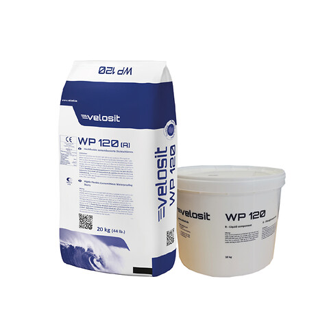 Vandtætningsmembran fra Velosit Danmark - vandtætning, fugt, membran, radon,tætning