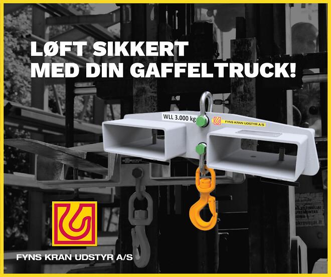 Truckåg fyns kran udstyr