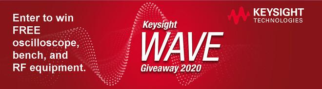 Keysight udloder gratis instrumenter.