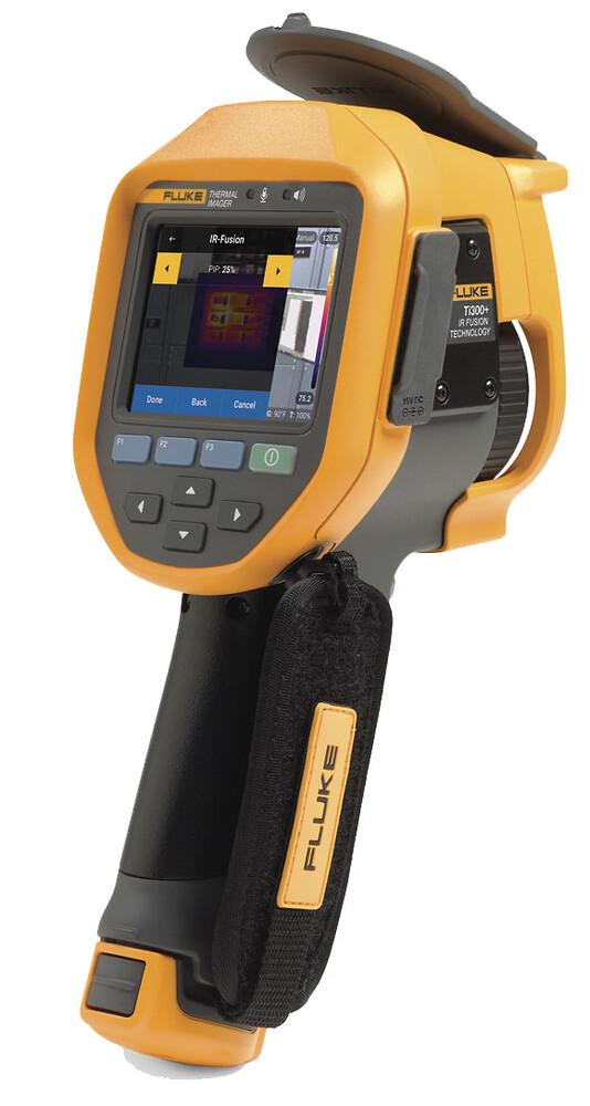 Fluke Ti300+ IR-kamera