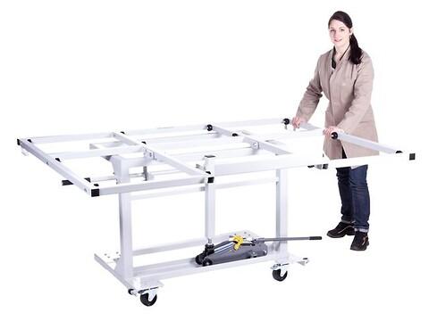 Løftebord til plader - Løftebord Thrane Maskiner ApS