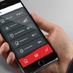 Intuitiv app fra Nilan