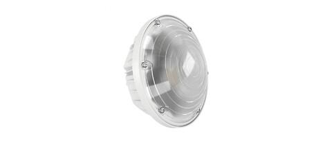 Tak eller väggmonterad LED-lampa för parkeringsplatser