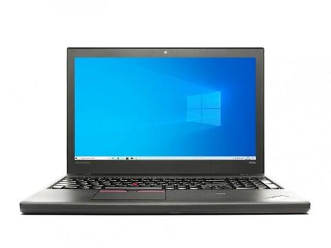 """15,6"""" Lenovo ThinkPad W550s - Intel i7 5600U 2,6GHz 256GB SSD 16GB Win10 Pro - bærbar computer"""