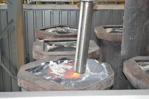 DISABs vakuumsystem för heta stålverk