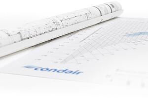 HX diagrammet bruges til at beregne luftfugtighed og dugpunkt.