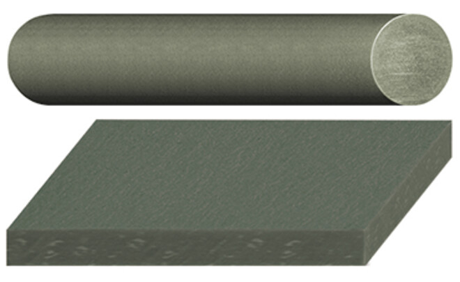 iglidur® E7 bar stock\nExcellent coefficient of friction and wear with low to medium loads