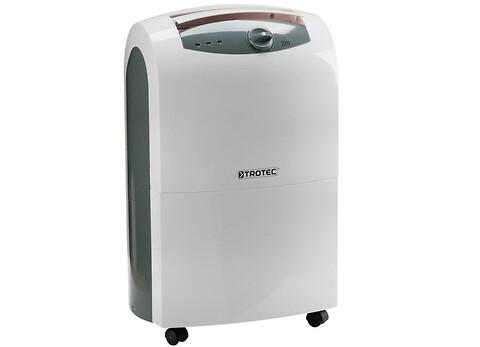 Trotec TTK 100 S: Mindre affugter til sommerhuse, kontorer og lagerrum - Trotec TTK 100 S er en mindre, kompakt kondensaffugter ideel til kontorer og lagerrum.