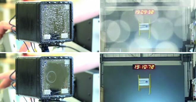 EchoVista - Rengöring med hjälp av ultraljud