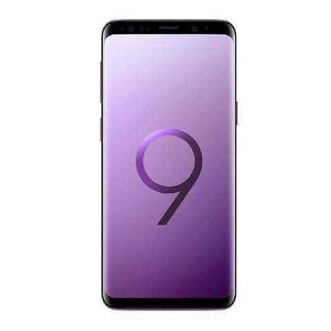 Samsung galaxy S9 64GB (lilla) - grade b - mobiltelefon