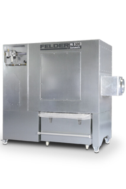 RL 300 renlufts udsugningssystem fra Felder