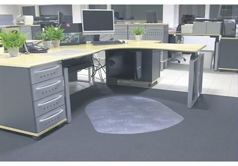 Slider kontorstolen på dit gulv?