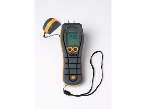 Protimeter mini: Robust fuktmätare med givare för många ytor - Protimeter mini fugtmåler er en stabil fugtmåler med sensorer til mange overflader.